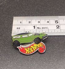 Qty 50 HOT WHEELS 1997 Green Demon Limited Edition Pin - by Strike Zone HOT BUY