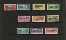 Guatemala 1937 Interior Airmail set mint