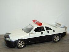 Nissan Skyline GT-R Police - MTech 1:43 *32491