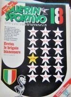 RIVISTA=GUERIN SPORTIVO=N°18 (183) 1978=I KANSAS=JUVENTUS SCUDETTO=ARGENTINA 78