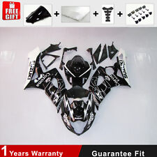 ABS Plastic K5 K6 for Suzuki GSXR 1000 Injection Mold Fairing Kit Bodywork Black