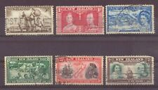 New Zealand, Issues of 1937 - 1956, Used OLD