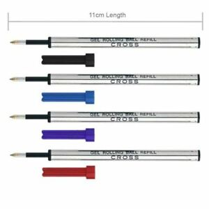 Cross Standard Selectip Gel Ink Rollerball Pen 0.7mm Refill - Select Colour