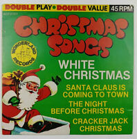Wonderland Records Christmas Songs 45 Childrens 1966