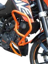 Defensa protector de motor Heed KTM 125 Duke (11-16) - Naranja