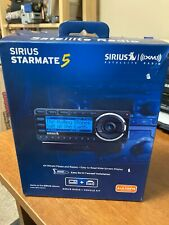 New Sirius StarMate 5 Xm Satellite Radio Receiver Sdst5V1 Low Shipping