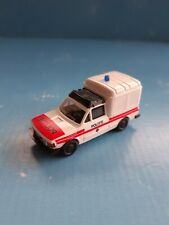 Busch Fiat Fiorini Politie Nederland Police 1:87