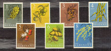 Surinam 1961 Mi 389-395 Domestic fruits - MNH
