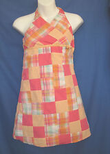 Gymboree Size 10 Halter Dress Popsicle Party