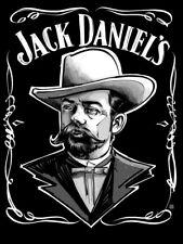 sticker autocollant  JACK DANIELS  13 cm X18 cm