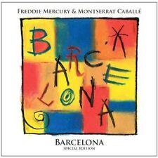 Freddie Mercury Montserrat Caballé - Barcelona (NEW CD)