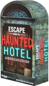 ESCAPE From The HAUNTED HOTEL Escape ROOM GAME