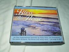 Bless This House/Reader's Digest CD's 4-Disc Christian Gospel Inspirational Xian