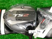 Titleist TS2 11.5* Driver Kuro Kage TiNi 50 A Senior Graphite with HC & Tool New