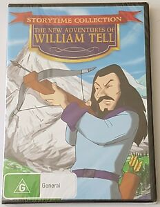THE NEW ADVENTURES OF ADVENTURE TELL DVD BRAND NEW
