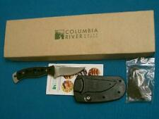 RARE CRKT COLUMBIA RIVER KNIFE TOOL 2242CRAWFORD FALCON PSK NECK SURVIVAL KNIVES