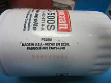 12 Genuine FORD OEM Engine Oil Filter Motorcraft FL-500S Buick Cady Chevy Jeep +