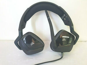 Corsair VOID ELITE RGB USB Gaming Headset (7.1 Surround Sound, Optimised