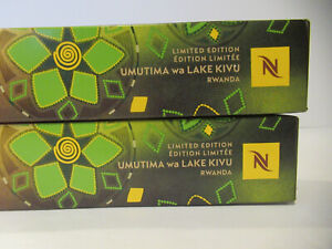 Nespresso Limited Edition UMUTIMA wa LAKE KIVU RWANDA