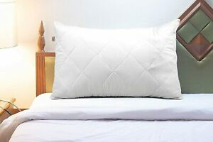 Ease-n-Comfort Bamboo Mattress Protector Quilted Waterproof Fitted & pillowcases