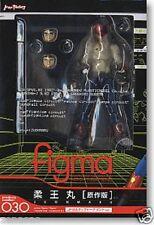 Used Max Factory figma 030 Plawres Sanshiro Juohmaru JPWA Tag Tournament Ver.