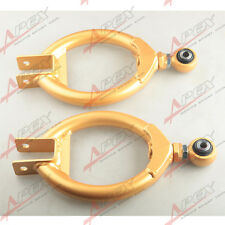Rear Camber Rucas Arms For Nissan 89-94 240SX S13 90-96 300ZX 2pcs New Golden