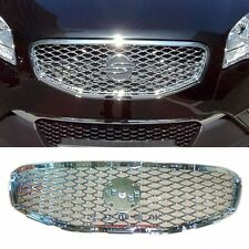 Front Radiator Grille Grill Chrome for Ssangyong Korando C New Actyon Oem Parts