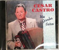 """CESAR CASTRO - """" MIS GRANDES EXITOS"""" - CD"""