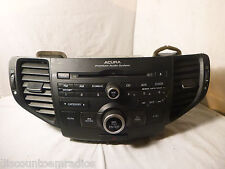 09-11 Acura TSX Premium Audio OEM Radio Cd MP3 & Code 1XA9 39100-TL2-A110 C47767