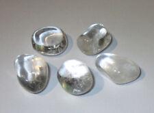 1 Pierre roulée en Cristal de roche 20/30mm, Minéraux, Lithothérapie