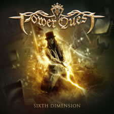 Power Quest - Sixth Dimension [New CD]