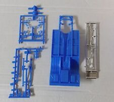 New Pro Street 66 Nova Tubbed Chassis, Suspension and Related Parts 1:25 st001
