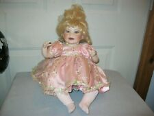 "Marie Osmond Doll 16"" Queen Elizabeth Everything's Coming Up Roses"