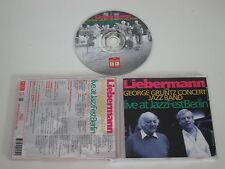 LIEBERMANN GEORGE GRUNTZ CONCERT JAZZ BAND/LIVE AT JAZZ FEST BERLIN(TCOB 99452)