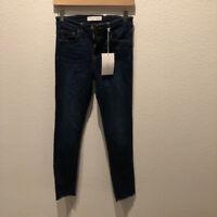 NWT Flying Monkey Women's Jeans Blue Skinny Size 25 New item