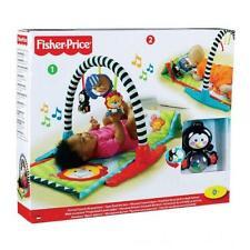 FISHER PRICE L7347 NEWBORN TIERFREUNDE ACTIVITY GYM NEU & OVP!