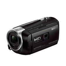 SONY HDR-PJ410 Full HD Camcorder - Built-in Projector + 64 GB Sony microSDXC