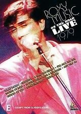 Roxy Music - On The Road Live (DVD, 2003)