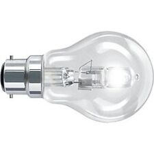 10 GLS BRANDED 42=60w BC B22 DIMMABLE ENERGY SAVING LIGHT BULB BAYONET CAP LAMP