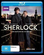 Sherlock : Series 1 (Blu-ray, 2 Discs) Region B (Australia)
