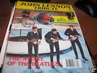 John Lennon Tribute Magazine Winter 1980
