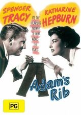 Adam's Rib (DVD, 2008) Spencer Tracy *New & Sealed* Region 4
