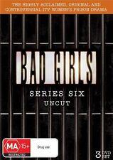 Bad Girls : Series 6 (DVD, 2011, 3-Disc Set) REGIOn 4 PAL - * NEW *