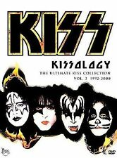 KISS: Kissology - The Ultimate KISS Collection, Vol. 3 (1992-2000) DVD, KISS,