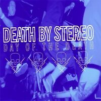 """DEATH BY STEREO """"DAY OF THE DEATH"""" CD NEU !!!!"""