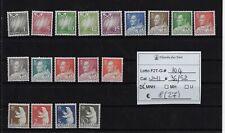 Groenlandia 1963 - 1968 Soggetti vari Unif