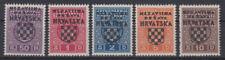 Croatia NDH Porto 1941 MNH **