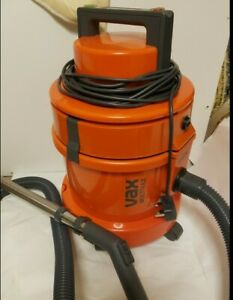 Vax Multivax Orange Wet & Dry Vacuum Cleaner 1300W Used