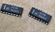 200 X MC74AC138D   74AC138 SMD  SOIC-16