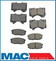 Disc Brake Pad Set-Ceramic Pads Front Dash 4 Brake CD1123